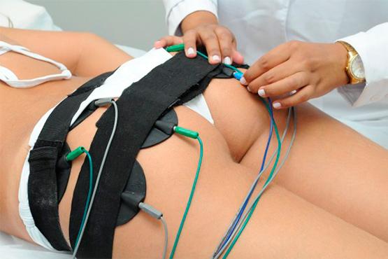 Resultado de imagem para tratamento eletroestimulação